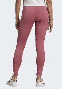 adidas Originals - LEGGINGS - Leggings - pink - 1