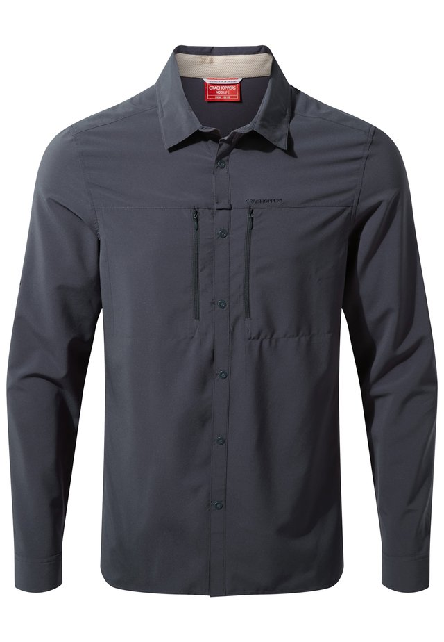 NOSILIFE PRO LANGARM - Shirt - steel blue