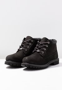 Timberland - NELLIE CHUKKA DOUBLE - Ankle Boot - black - 2