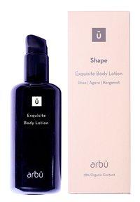 arbū - BODY LOTION SHAPE EXQUISITE ORGANIC BODY LOTION - Hydratatie - - - 1