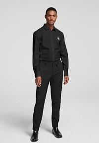 KARL LAGERFELD - IKONIK  - Shirt - black - 1