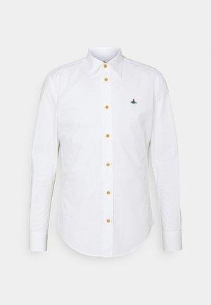 SLIM SHIRT - Košile - white