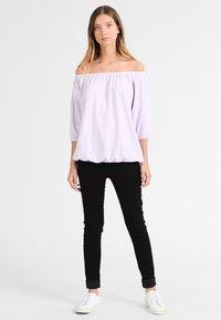 DreiMaster - Damen Shirt - Long sleeved top - hellflieder - 1