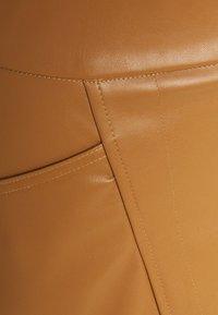 ONLY - ONLNAYA SKIRT - Mini skirt - toasted coconut - 2