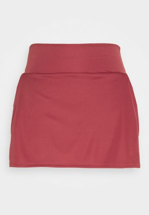 CLUB SKIRT - Sports skirt - red