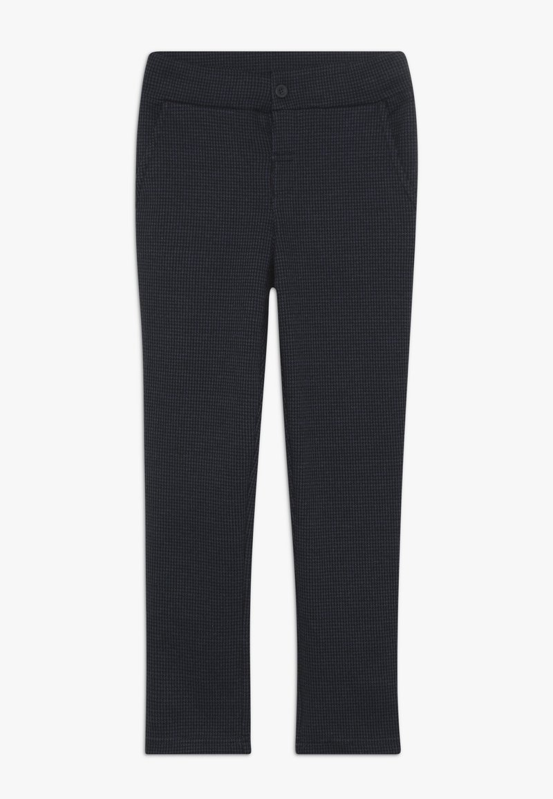 Name it - NKMSAFISK PANT - Teplákové kalhoty - dark sapphire/black