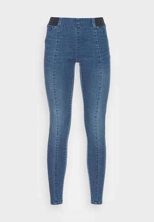 ONLWAUW - Skinny džíny - medium blue denim
