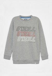 O'Neill - CREWS ALL YEAR  - Sweatshirt - silver melee - 3