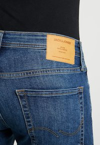 Jack & Jones - JJIGLENN JJORIGINAL - Slim fit -farkut - blue denim - 5