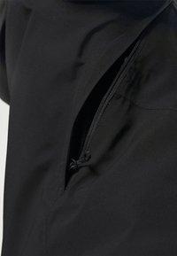 Spyder - TRIPOINT GTX - Ski jacket - black - 7
