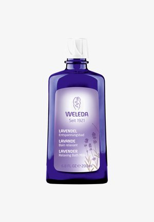 LAVENDER RELAXING BATH MILK - Bubble bath & soak - -