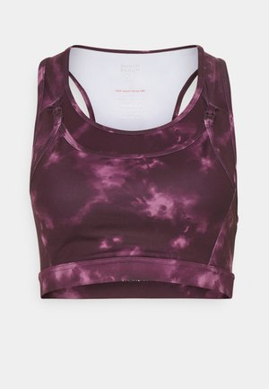 MATERNITY BRA - Sport-bh met light support - purple