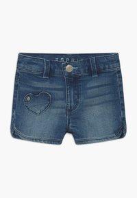 Esprit - Szorty jeansowe - light-blue denim - 0