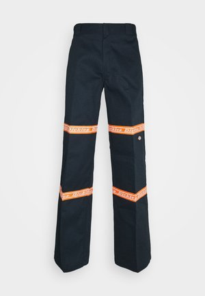 GARDERE - Trousers - dark navy
