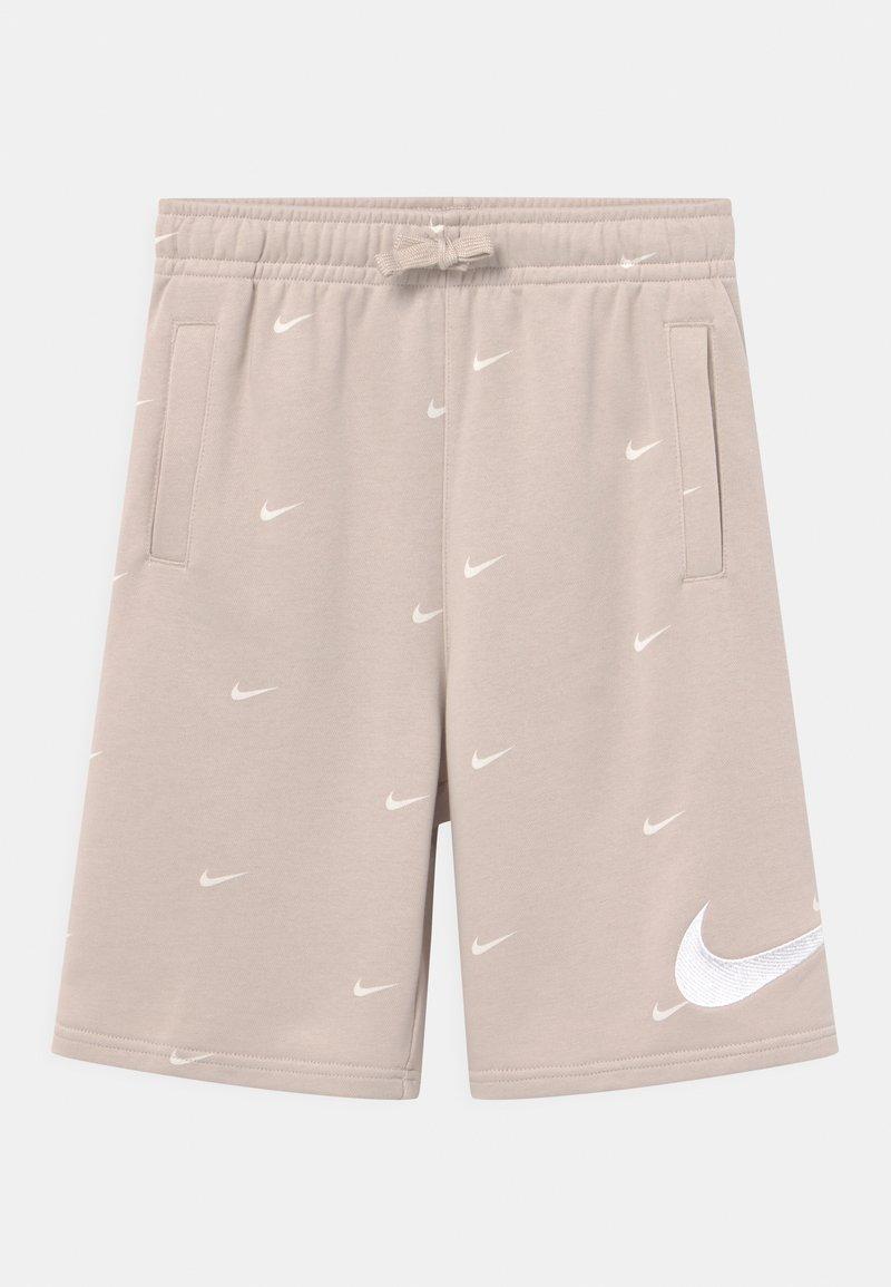 Nike Sportswear - Shorts - desert sand/white