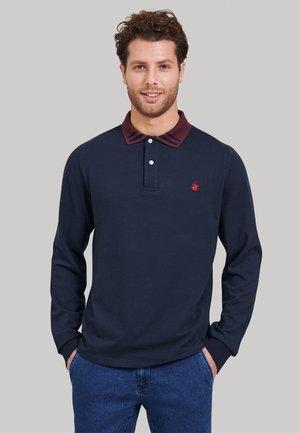 Poloshirt - w-blue
