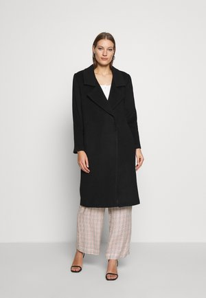 UNDER COVER COAT - Classic coat - black