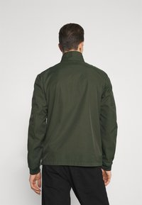 Marc O'Polo - JACKET REGULAR FIT STAND UP COLLAR - Summer jacket - dried herb - 2
