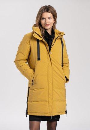 J-FUTURA - Winterjas - mustard yellow