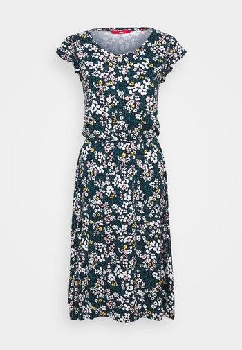 Žerzejové šaty - multicoloured