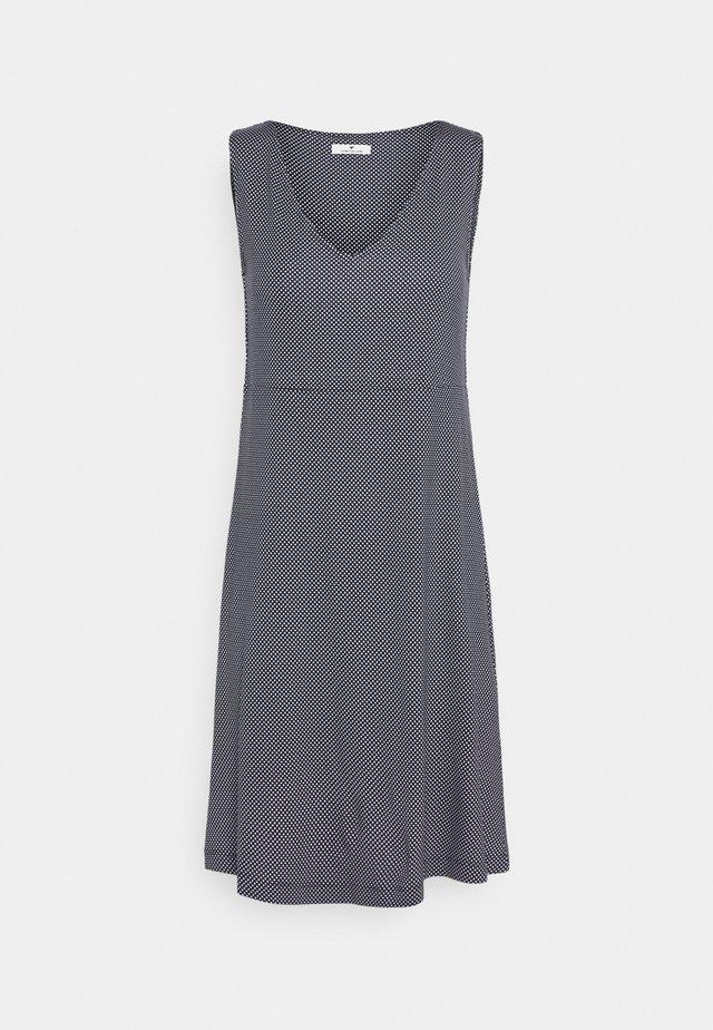 DRESS EASY SHAPE - Trikoomekko - navy/white