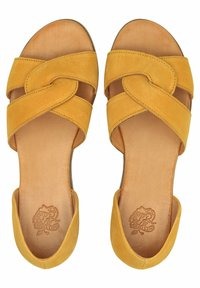 Apple of Eden - CHES - Sandals - yellow - 3
