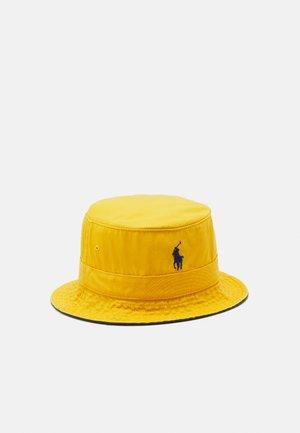 BUCKET HAT UNISEX - Hat - gold-coloured bugle