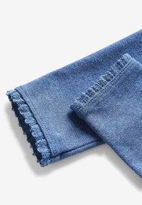 Next - BASIC  - Leggings - Trousers - blue denim - 2