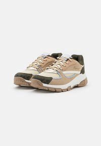 Kaporal - DEEJAY - Sneakersy niskie - beige/multicolor - 2