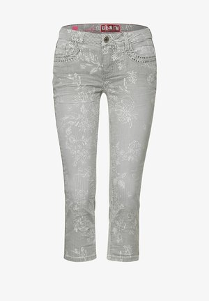 Slim fit jeans - weiß
