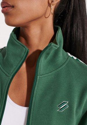 Training jacket - dark green
