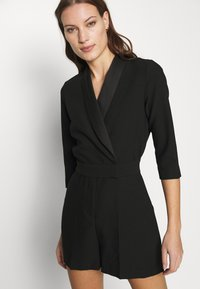 Closet - CLOSET TUXEDO PLAYSUIT - Jumpsuit - black - 3