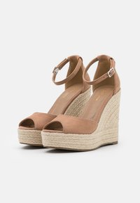 Tata Italia - Platform sandals - taupe - 2