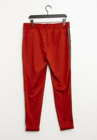 Kaffe - Trousers - red - 1