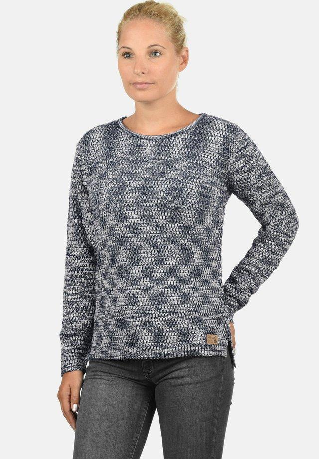 ZOE - Pullover - peacoat