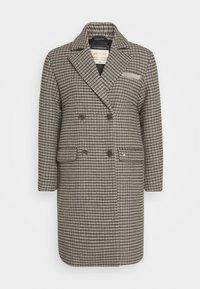 Mos Mosh - HELLA CHECK COAT - Classic coat - wet weather - 3