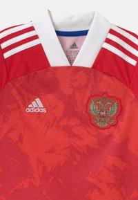adidas Performance - RFU H UNISEX - Club wear - team colleg red - 2