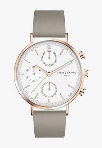 Liebeskind Berlin - Chronograph watch - grey - 0