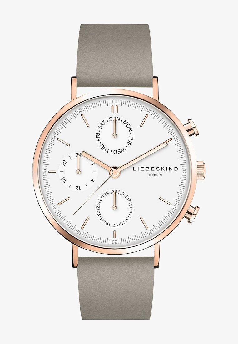 Liebeskind Berlin - Chronograph watch - grey