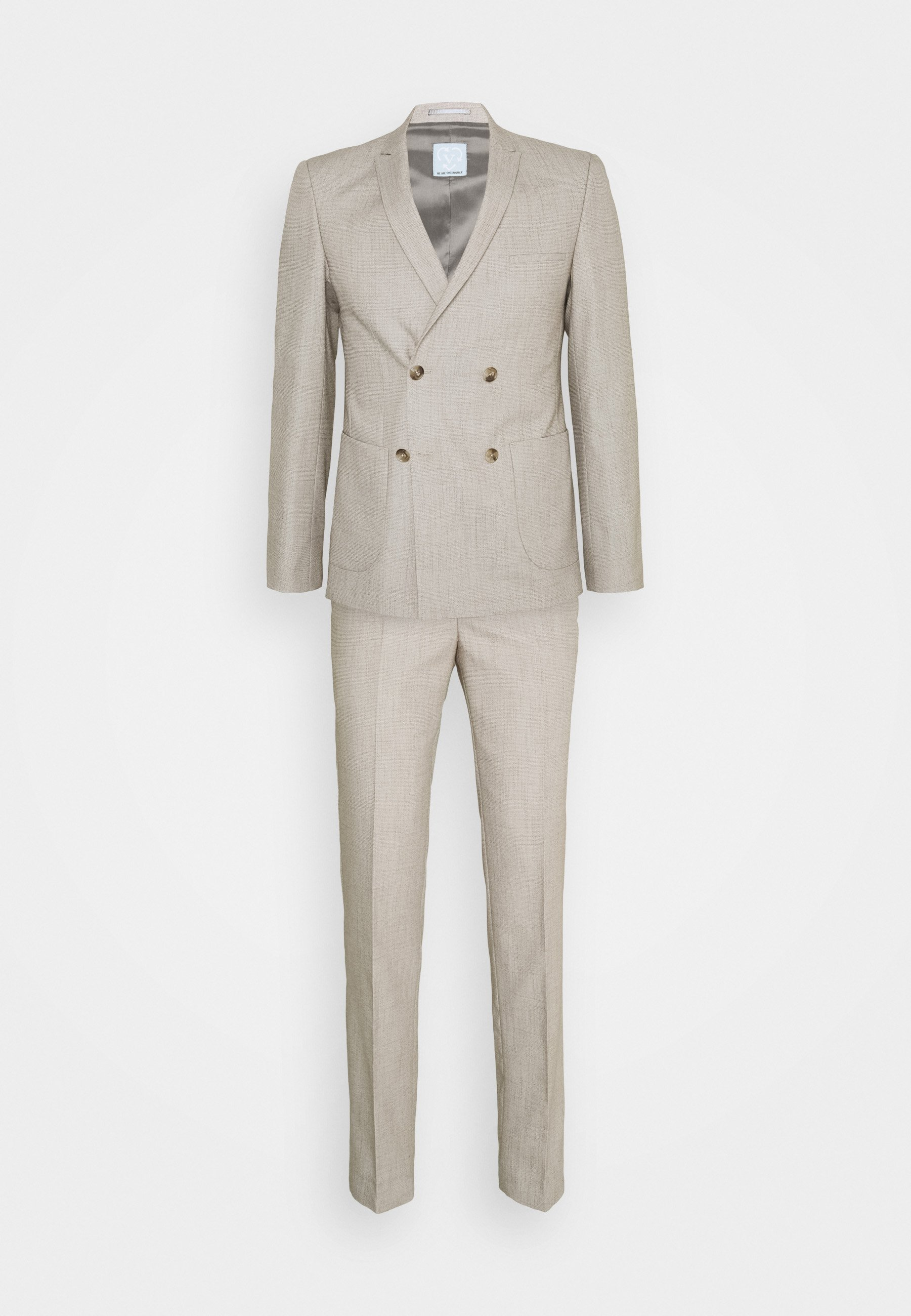 Homme KAARE DOUBLE BREASTED SUIT - Costume