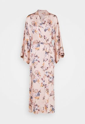 DRESSING GOWN & COVER UPS - Badekåpe - pink