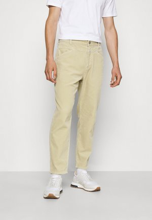 TAPERED - Trousers - foreshore