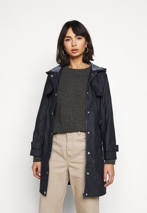 RAINCOAT - Waterproof jacket - navy