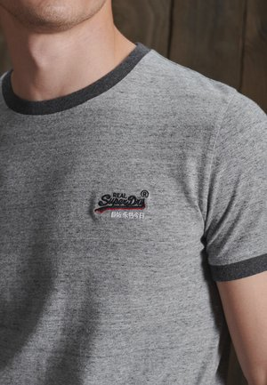 ORANGE LABEL - T-shirt - bas - collective dark grey grit