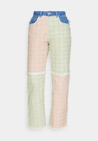 The Ragged Priest - PITCH  - Straight leg jeans - multicolor - 4