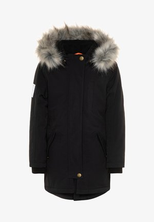 PEACE - Winter coat - black