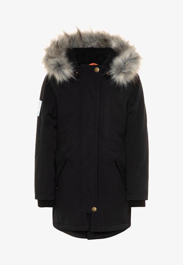 PEACE - Waterproof jacket - black