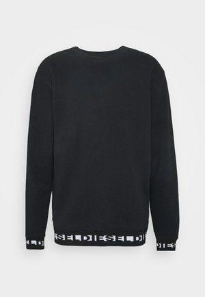 UMLT-WILLY SWEAT-SHIRT - Sweater - black