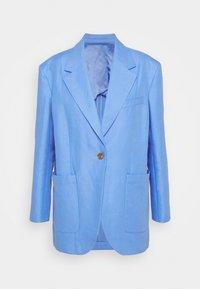Blazer - bright blue