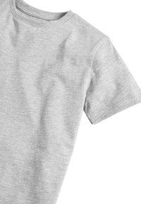 Next - 3 PACK - Basic T-shirt - white - 5